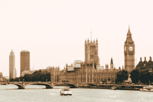 London river services map